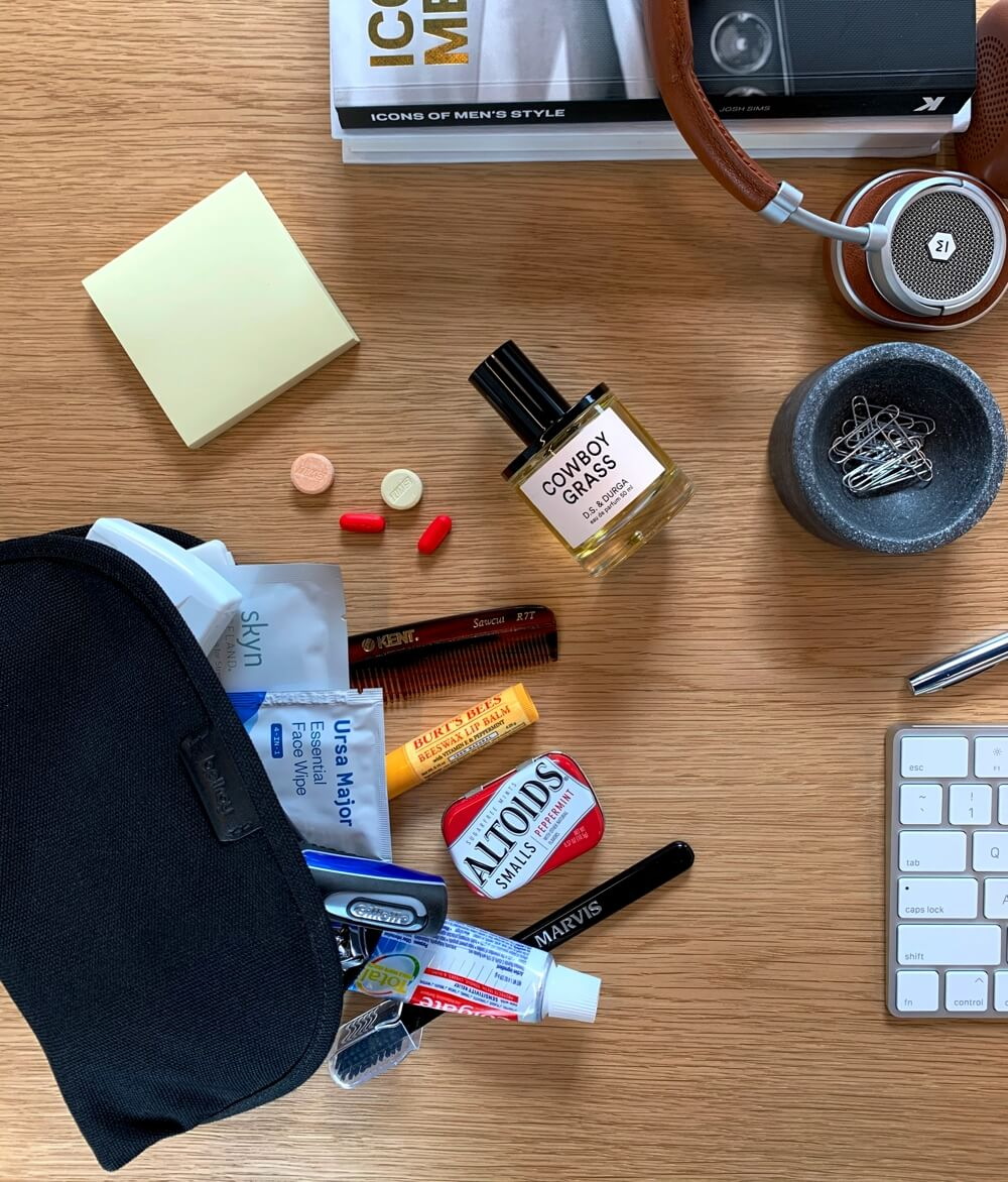 The desk dopp kit