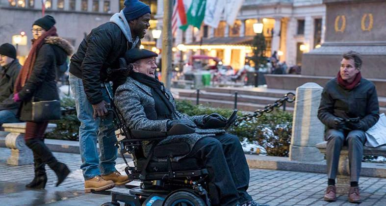 The Upside trailer