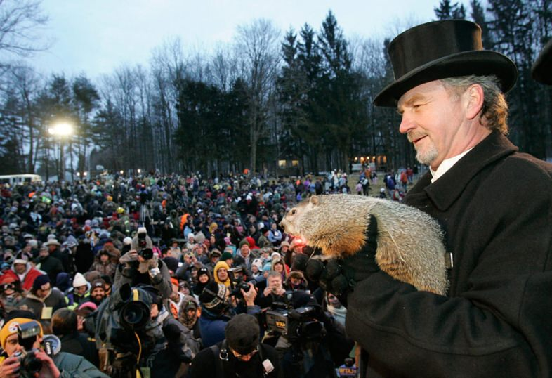 Groundhog Day 2019 information