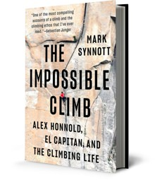 The Impossible Climb by Alex Honnold