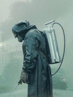 Chernobyl on HBO