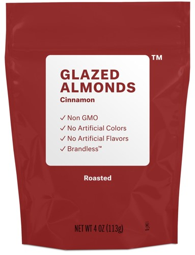 Brandless Cinnamon Glazed Almonds