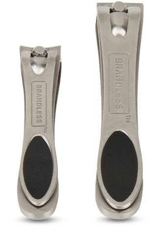 Brandless Ergonomic Nail Clipper Set