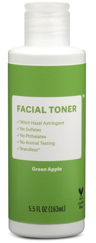 Brandless Green Apple Facial Toner
