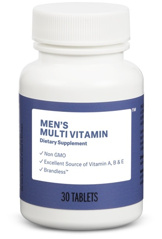 Brandless Men's Multivitamin