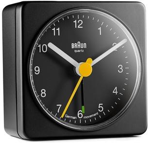 Braun Classic Analog Alarm Clock