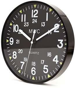 MWC Military Pattern Wall Clock