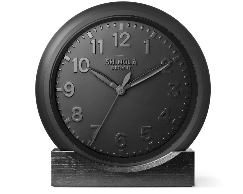 Shinola Runwell Wall Clock