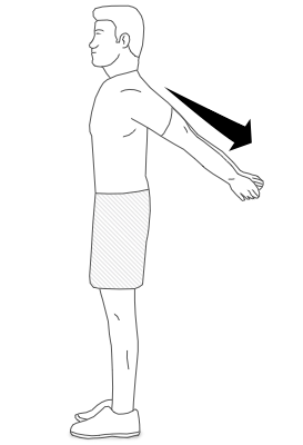 Waiting in Line Posture Exercise