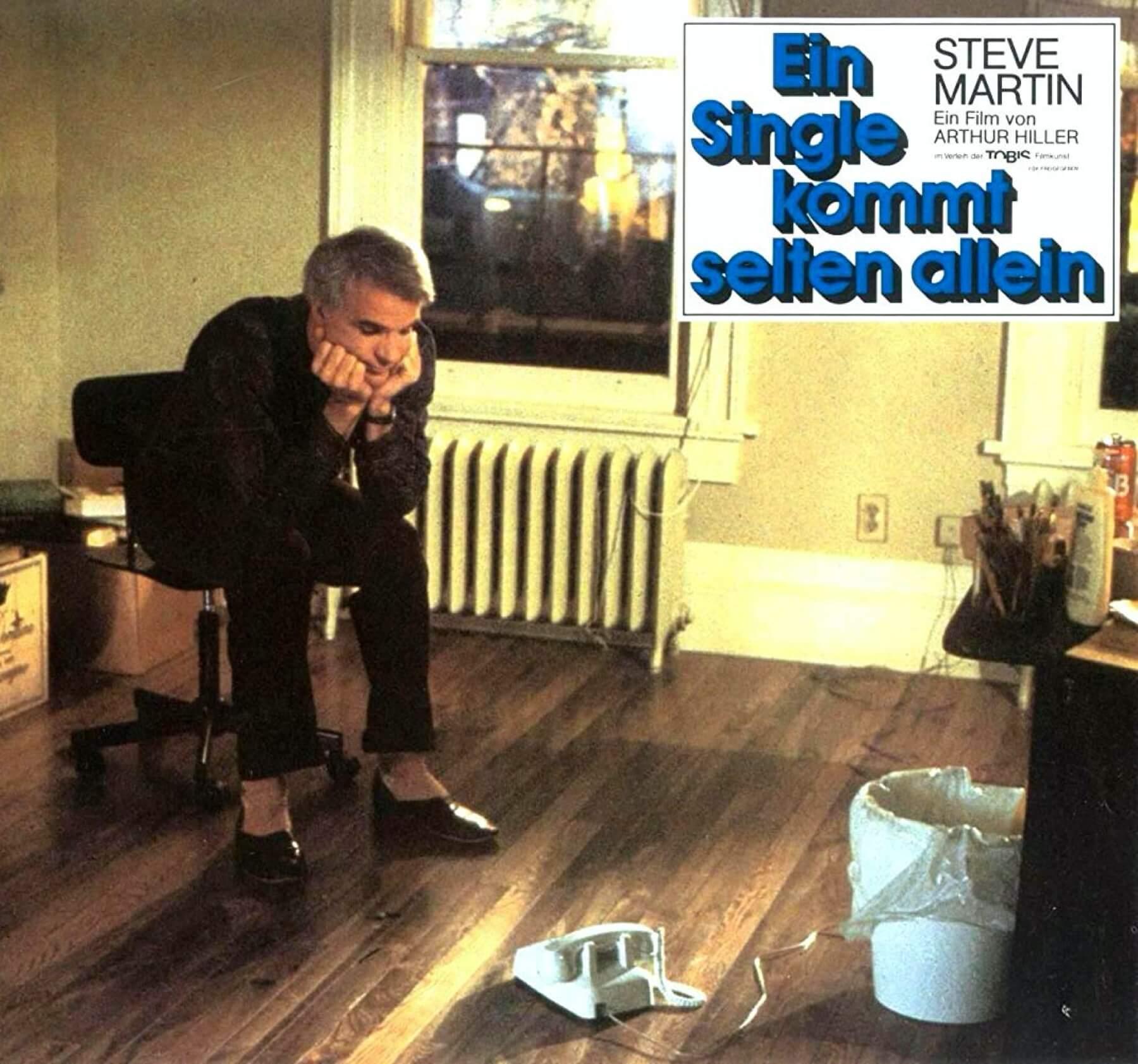 Steve Martin in Ein Single Kommt Allein