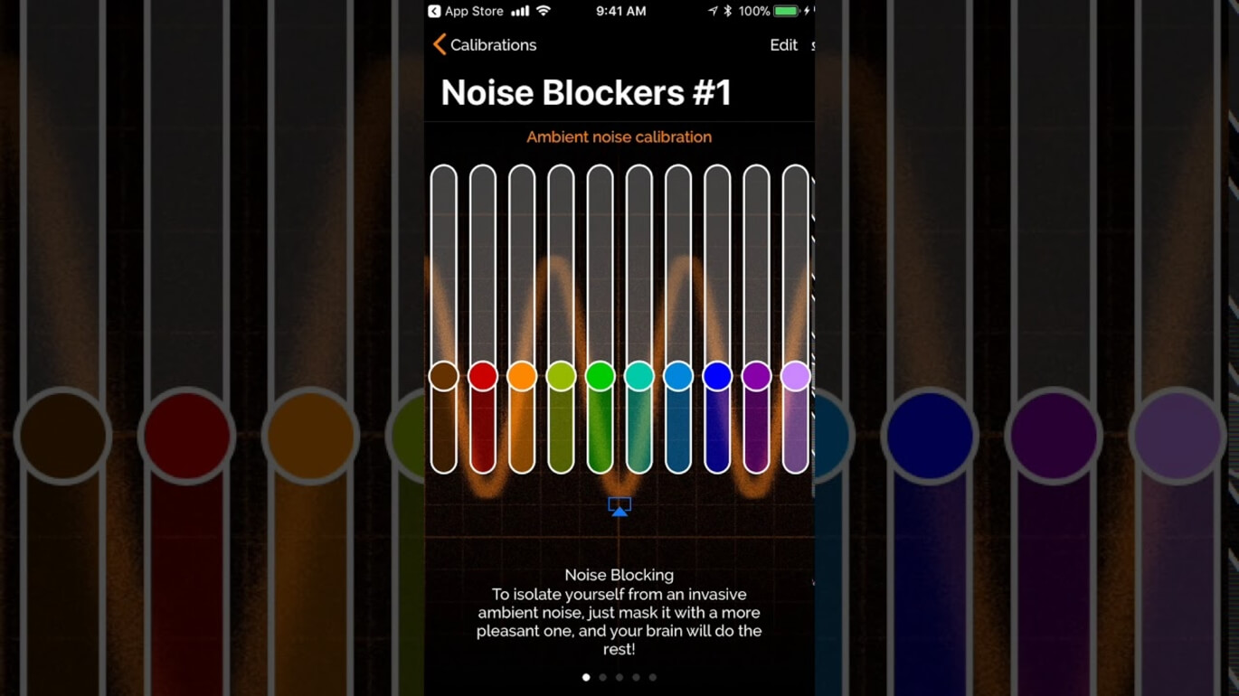 MyNoise ambient sound app