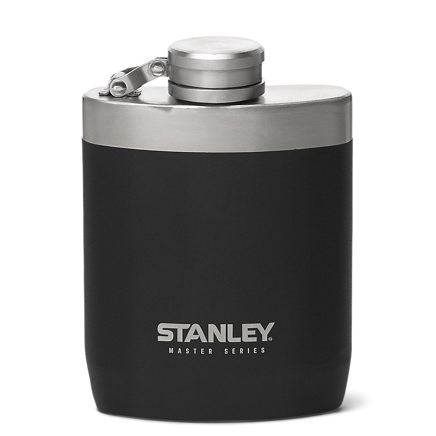 Stanley Powder-Coated Rolled Steel Flask