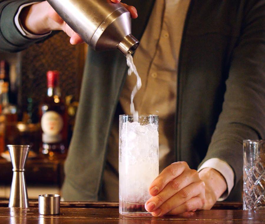 Bitters Clipper cocktail recipe