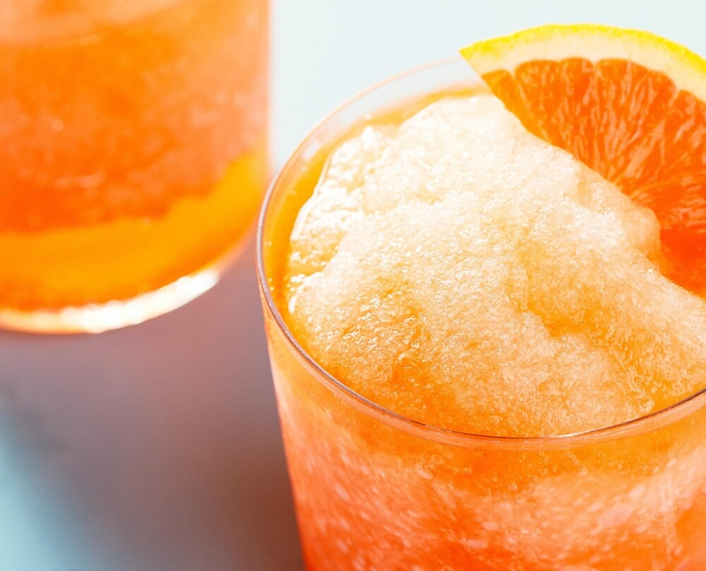 The Blended Aperol Spritz cocktail recipe