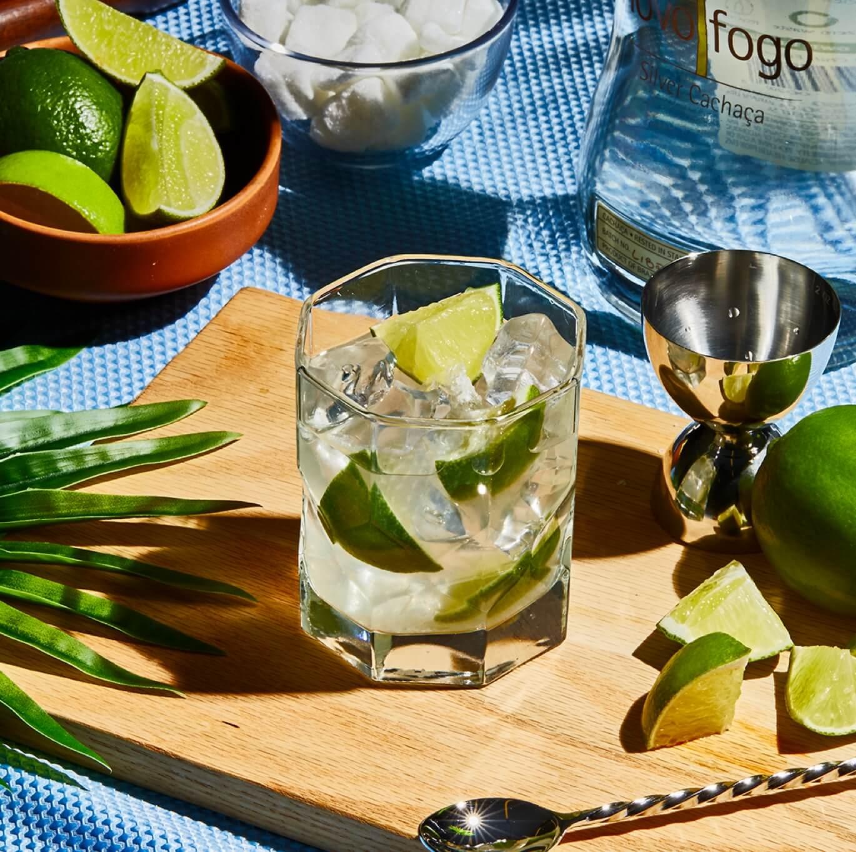 Caipirinha cocktail recipe