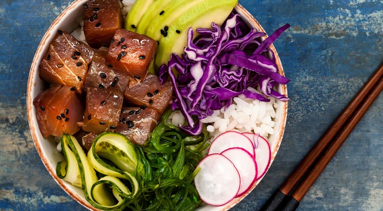 How to Make Cali-Style Bowls at Home