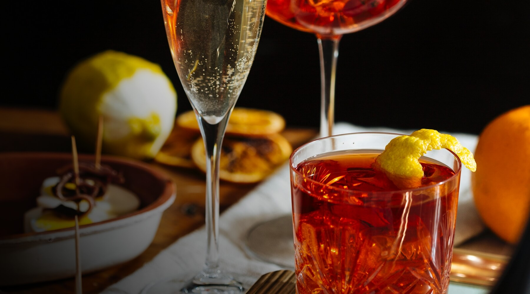 Easy holiday cocktail recipes