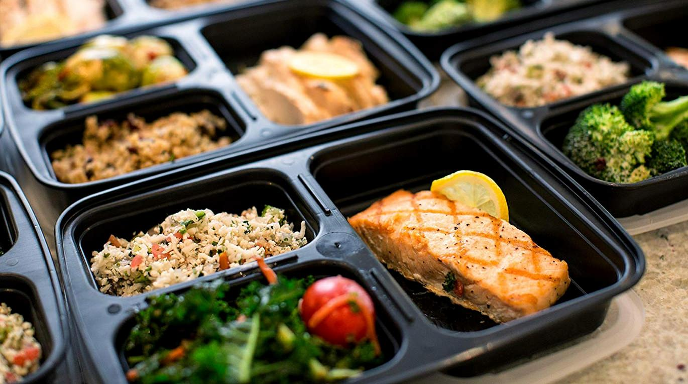 Essential meal prep products