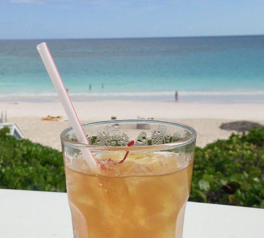 The Goombay Smash cocktail recipe