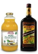 The Goombay Smash cocktail ingredients