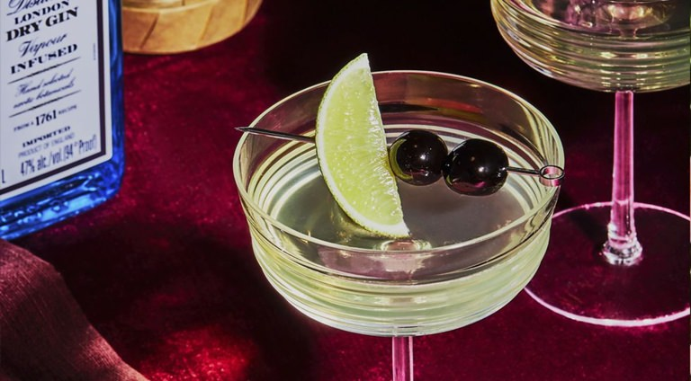 Try This Funky Prohibition-era Cocktail
