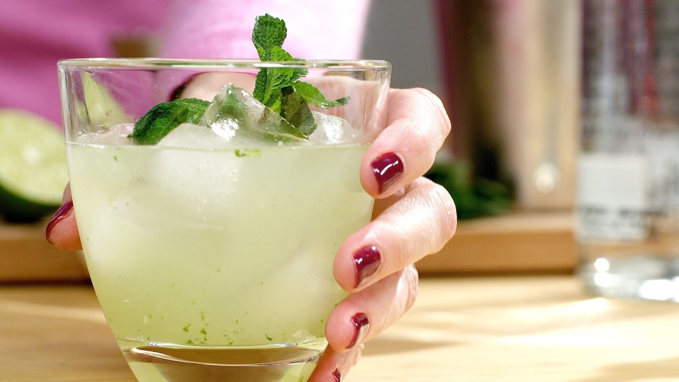 The Minted Man cocktail recipe