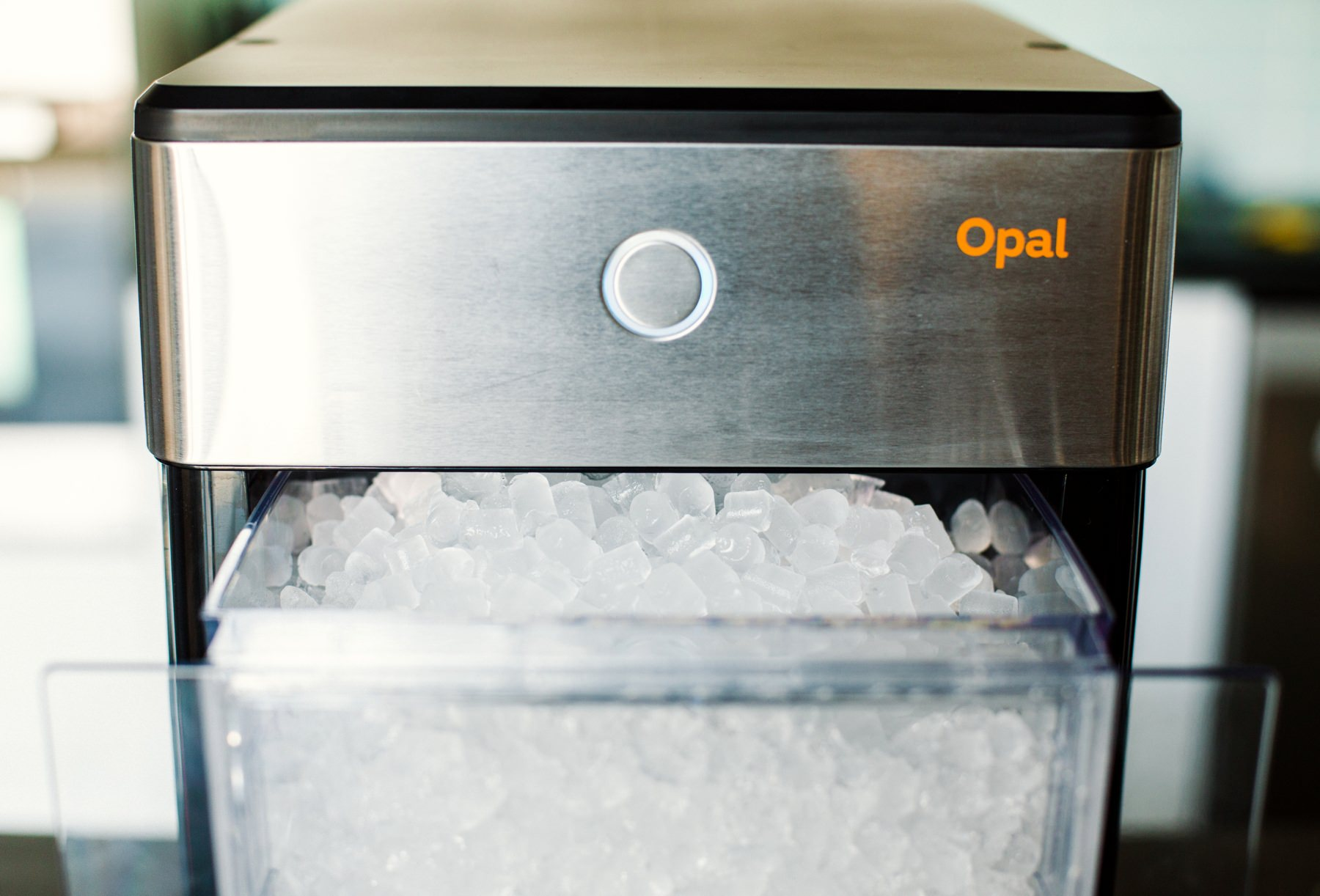 FirstBuild Opal home pebble ice machine