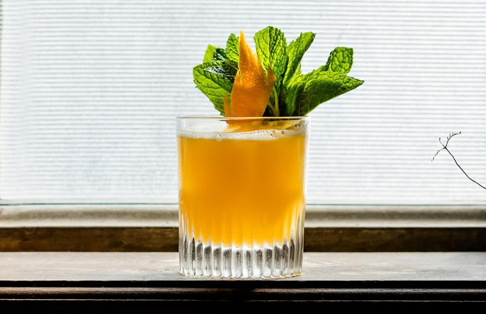 The Queen's Road cocktail recipe