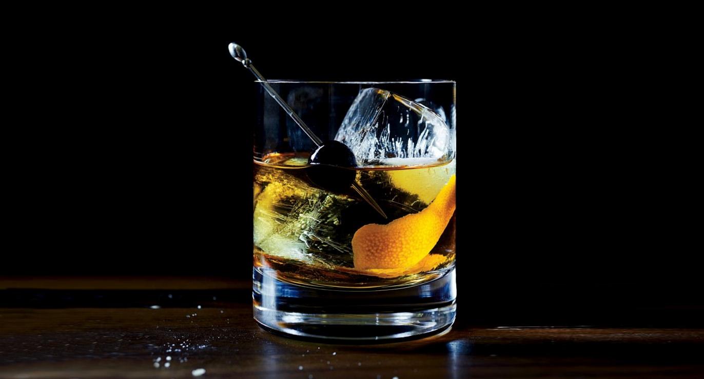 Rum Old Fashioned recipe from Garden & Gun