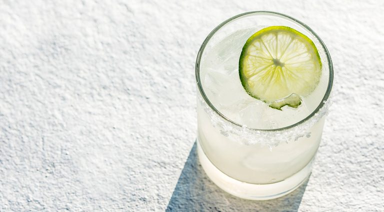 The Simple Summer Margarita
