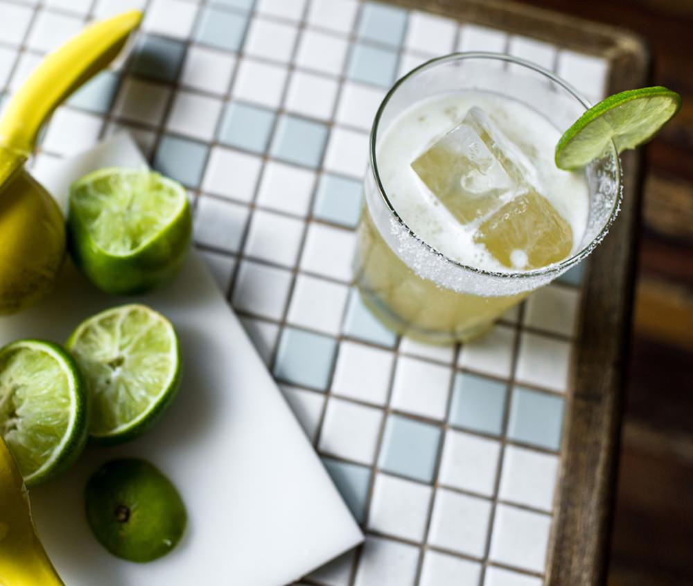 Tommy's Margarita cocktail recipe