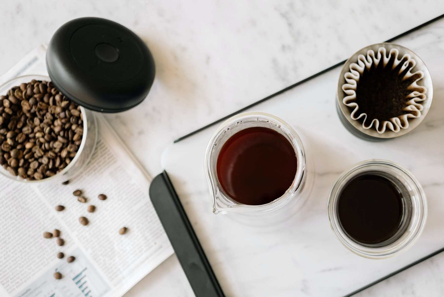 The ultimate home coffee setup