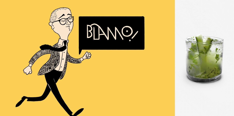Jeremy Kirkland of the Blamo! podcast