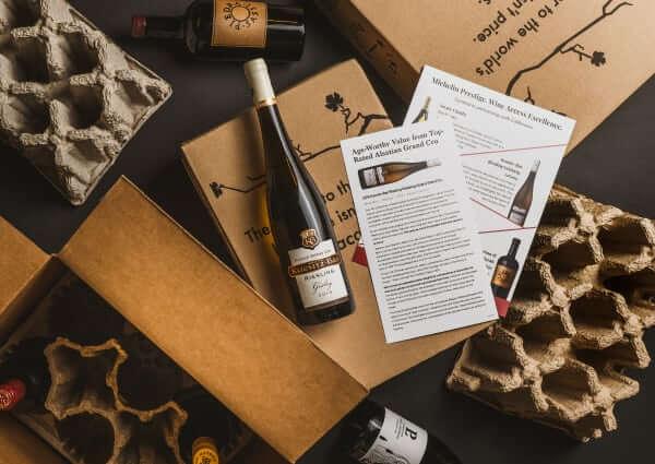 Wine Access Michelin Guide subscription box