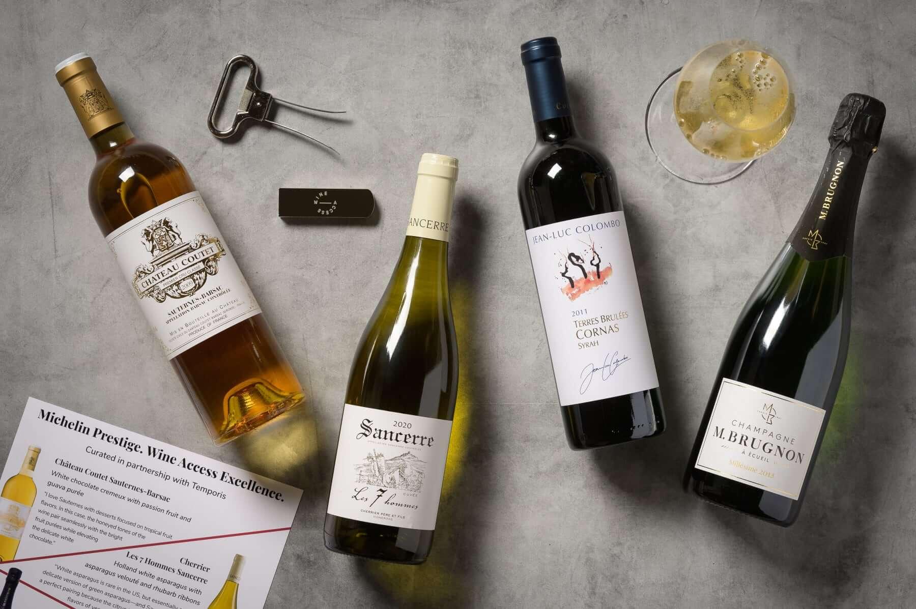 Wine Access subscription program