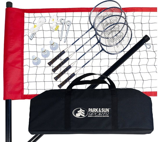 Park & Sun Sports Portable Badminton Set