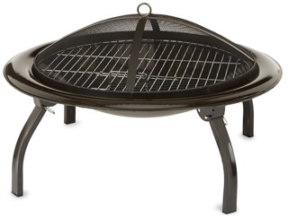 Amazon Basics Fire Pit