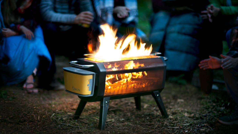 BioLite portable fire pit
