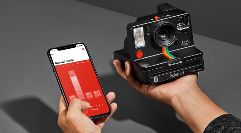 Polaroid Made an Instant Camera for the Instagram Era