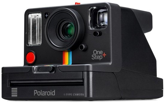 OneStep+ i-Type Bluetooth-enabled instant camera