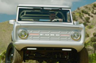 All-electric classic Ford Bronco by Zero Labs