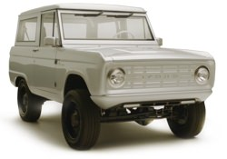 Reserve a Zero Labs All-Electric Ford Bronco
