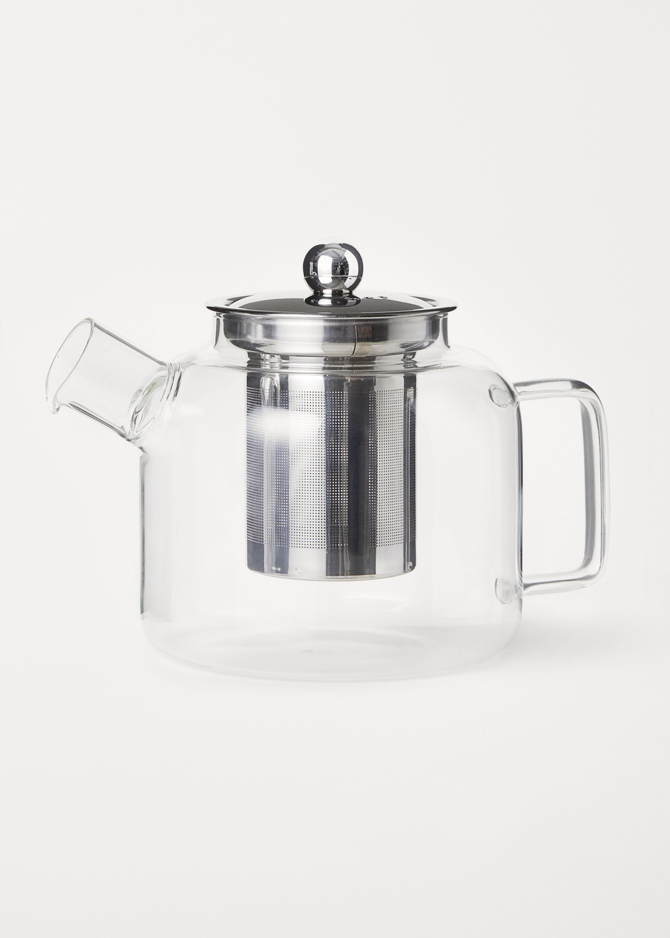 H&M Glass Teapot