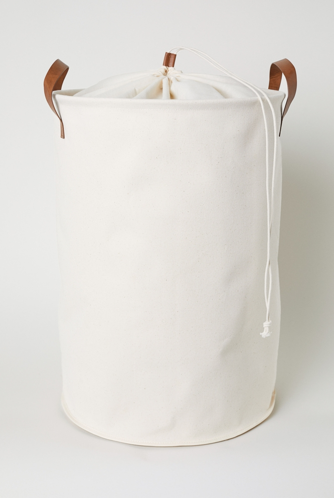 H&M Twill Hamper and Laundry Bag