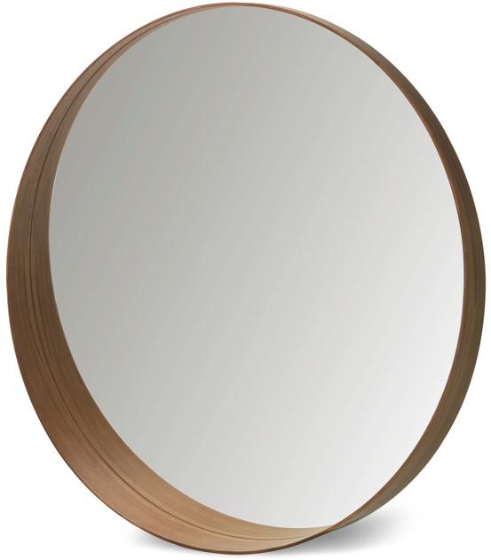 Ikea Walnut Veneer Stockholm Mirror