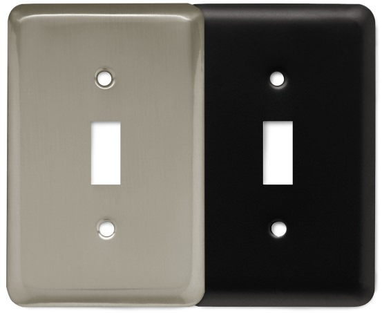 Lowes Stamped Steel Wall Plate