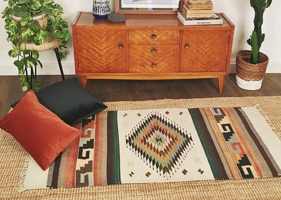 Affordable vintage rugs by Revival