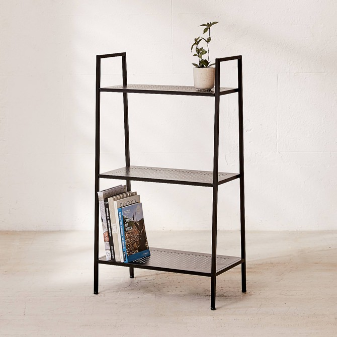 Urban Outfitters Poweder-Coated Shelving Unit