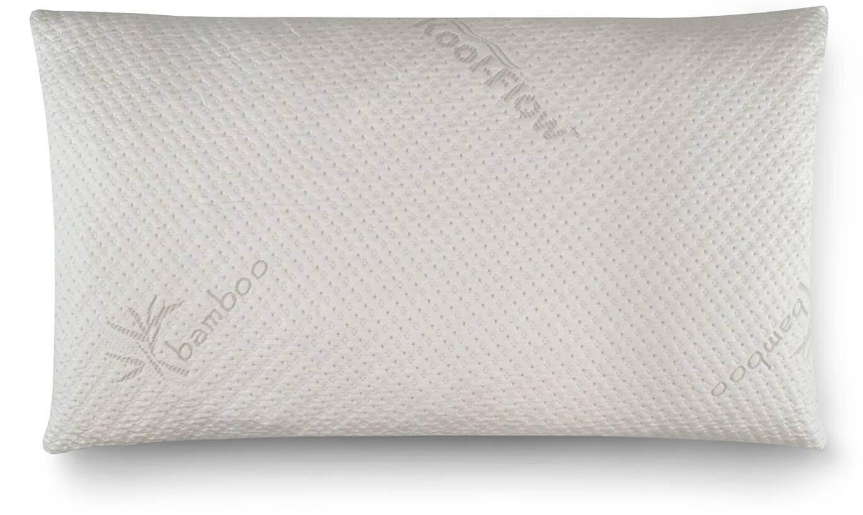 Snuggle-Pedic Kool-Flow Bamboo Pillow