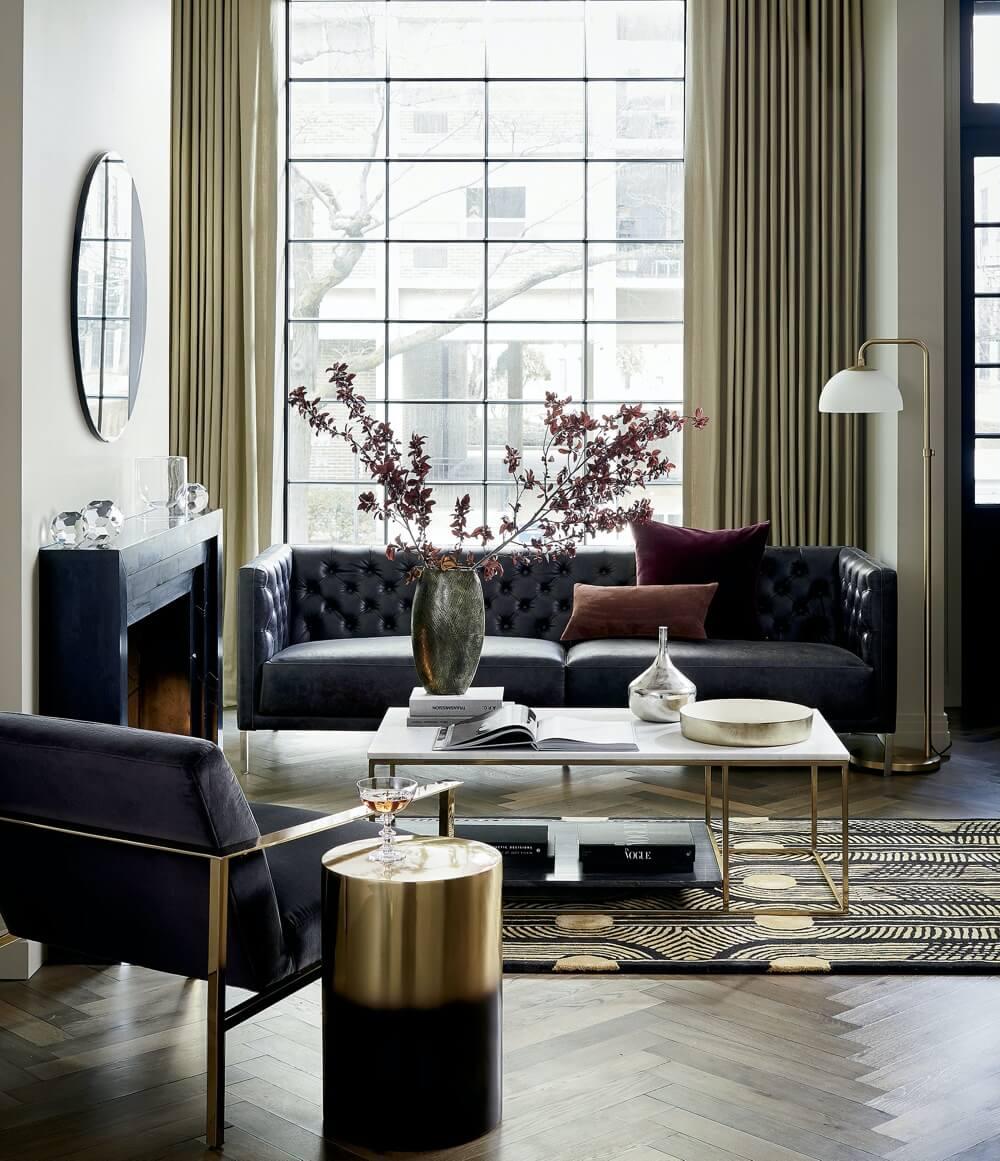 Best chesterfield sofas for men